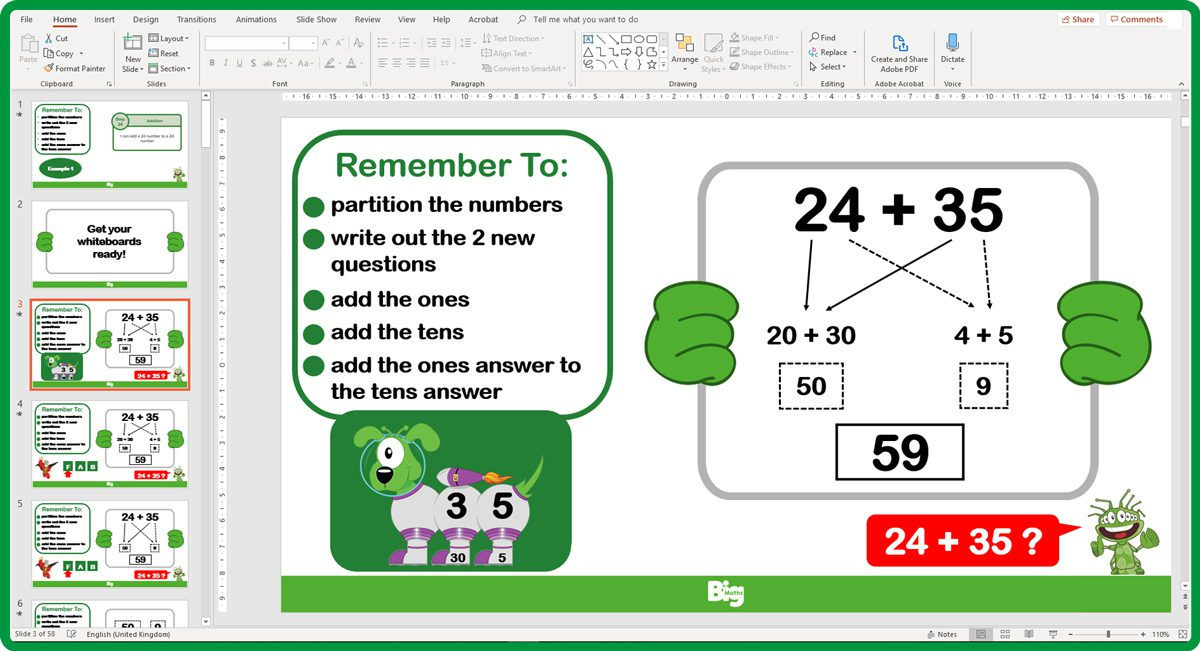 Lesson PowerPoint